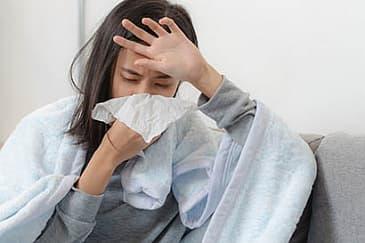 Острые респираторные вирусные инфекции (ОРВИ), грипп – симптоматика, основные различия, мифы